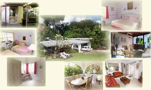 Mangoes - for vacation rental, just across the road from West Coast  beaches of Barbados in the Caribbean
